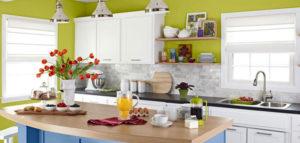 Идеи за обзавеждане на малка кухня