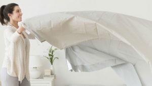Спално бельо - колко често да го перем