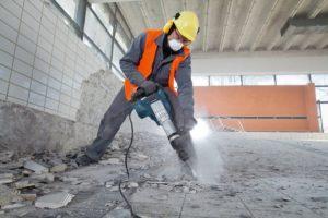 Къртене бетон София цени