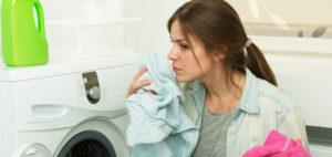 Как да премахнем миризмата от пералнята