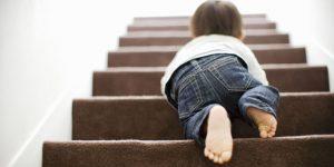 обезопасяване на стълби