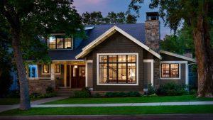 нов дом
