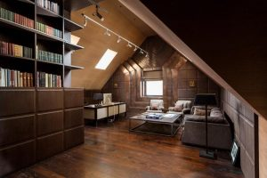 таванско помещение