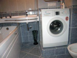 Сифон за пералня, избор - строеж