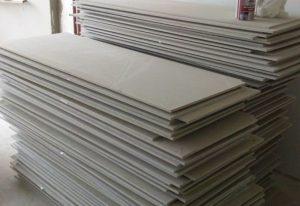 Строеж - плоскости за пода на терасата