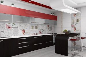 Строеж - плочки, линолеум, кухня