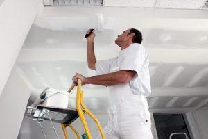 Строеж - боя за тавана в банята, избор, правила