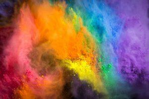 Строеж - бои, прахови, въздействие