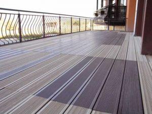 Строеж - хидроизолация, балкон, покритие