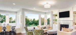 Красив окачен таван вкъщи