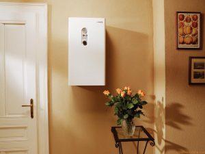Строеж - електрически котел, отопление, предимства