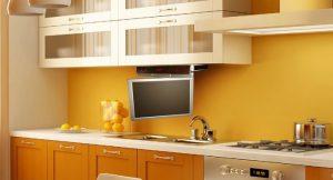 Строеж - кухня, телевизор, правила