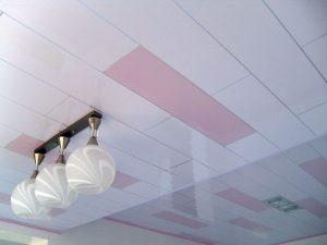 Строеж - панели, таван, правила