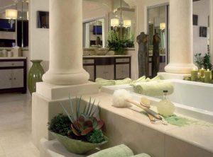 Няколко съвета за създаване на баня в гръцки стил