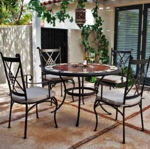 Ковано желязо - мебели и други продукти