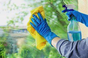 Почистване след ремонт у дома